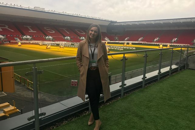 A day in the life of the hospitality sales manager at Ashton Gate Stadium