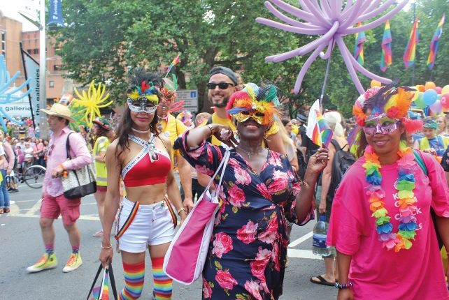 Bristol Pride moving to new site and will double in size