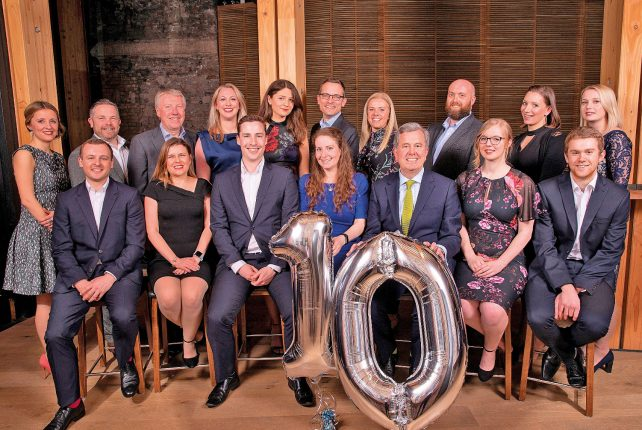 Ten Years And Counting For Leading City Accountants