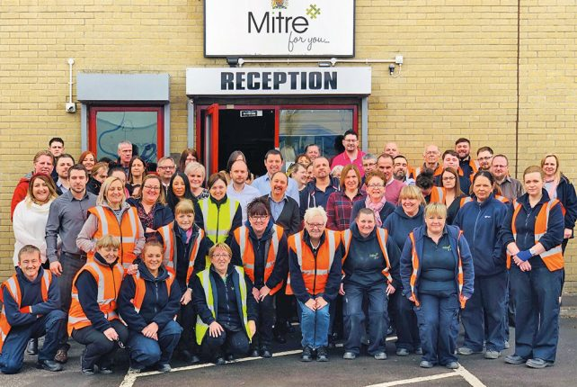 On Her Majesty's Service: Mitre Linen Awarded Renewal of Royal Warrant