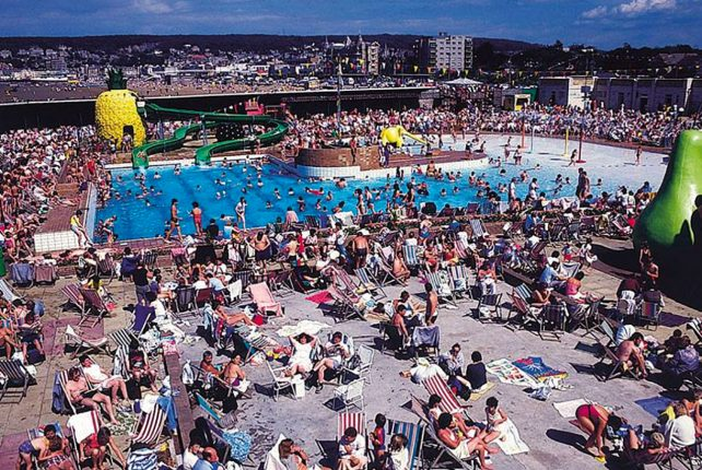 Tropicana being considered for swimming a pool again