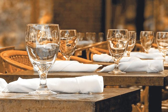 Top Tips on organising a corporate dinner event